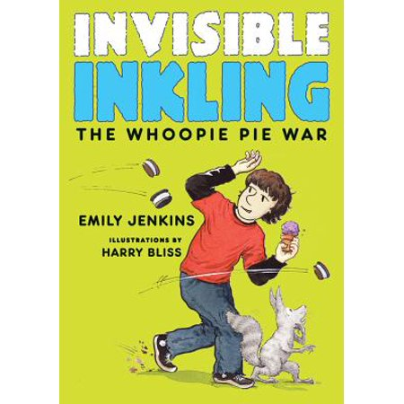 Invisible Inkling: The Whoopie Pie War - eBook