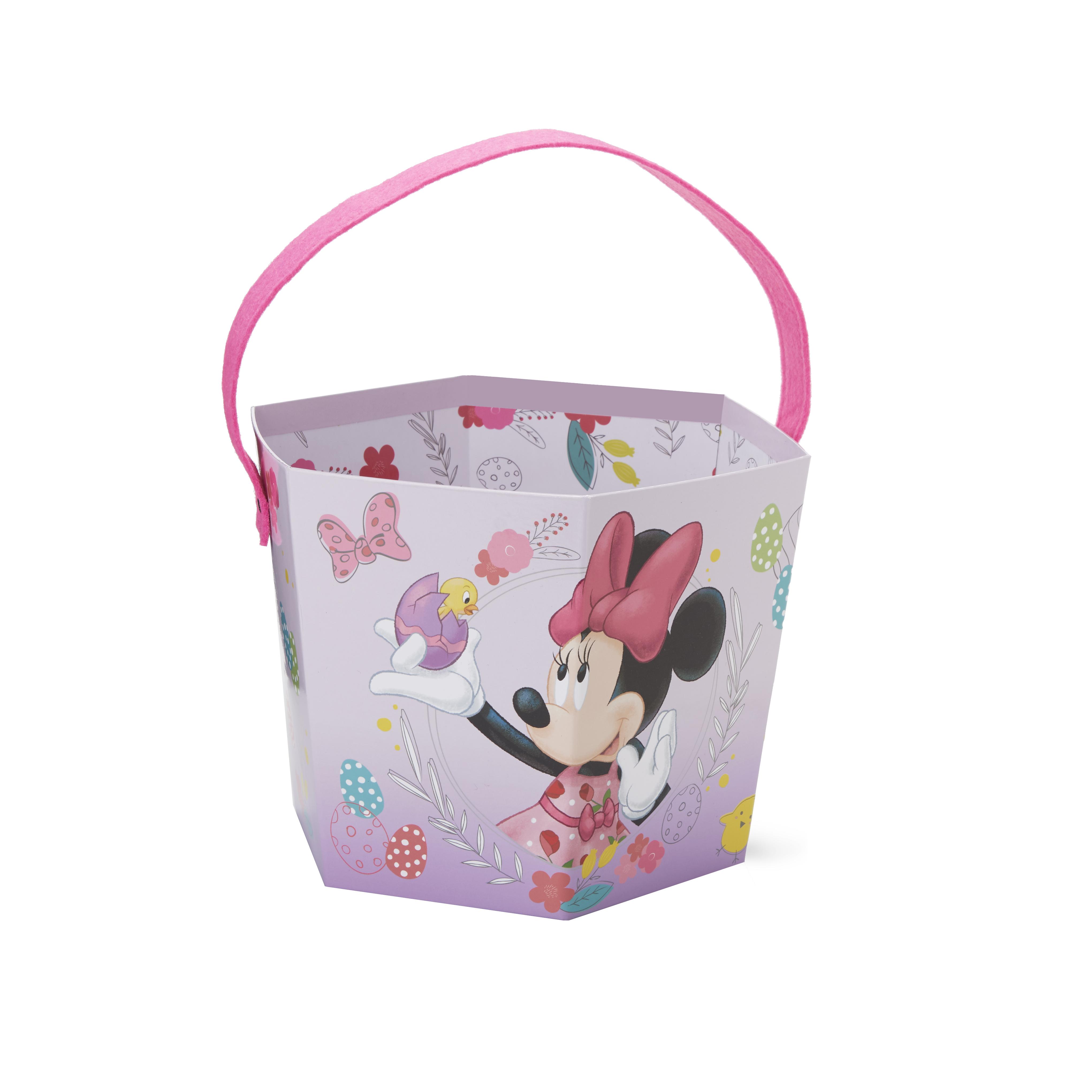 Disney - Disney Minnie Mouse Paperboard Bucket