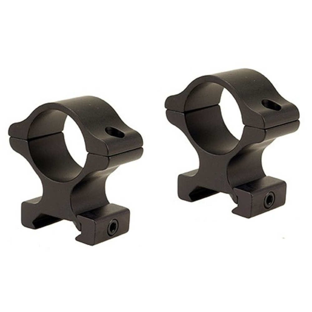"Leupold 55870 Rifleman Rings, 1"" High, 1"" Diameter, Matte Black"