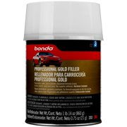 Bondo Professional Gold Filler, 00233, 1 Quart
