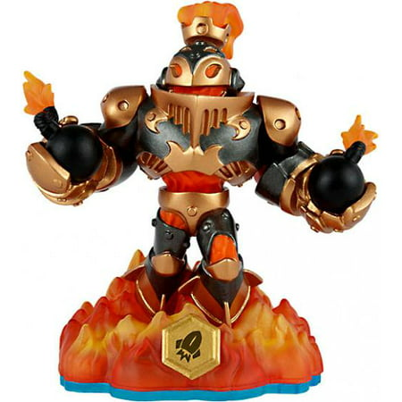 Skylanders Swap Force Loose Swappable Blast Zone Figure [Swappable