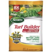Scotts Turf Builder WinterGuard Fall Weed & Feed 3, 5,000 sq. ft.
