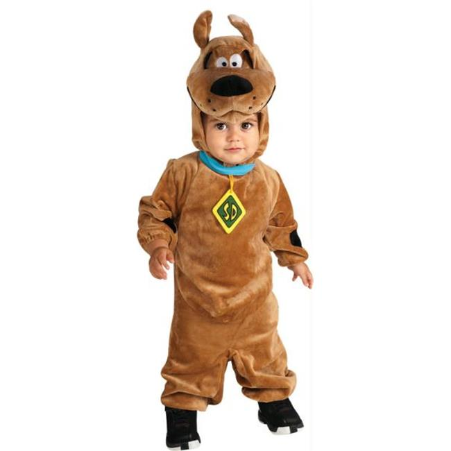 Costumes for all Occasions RU881536T Scooby Doo Toddler 12-18 Mo