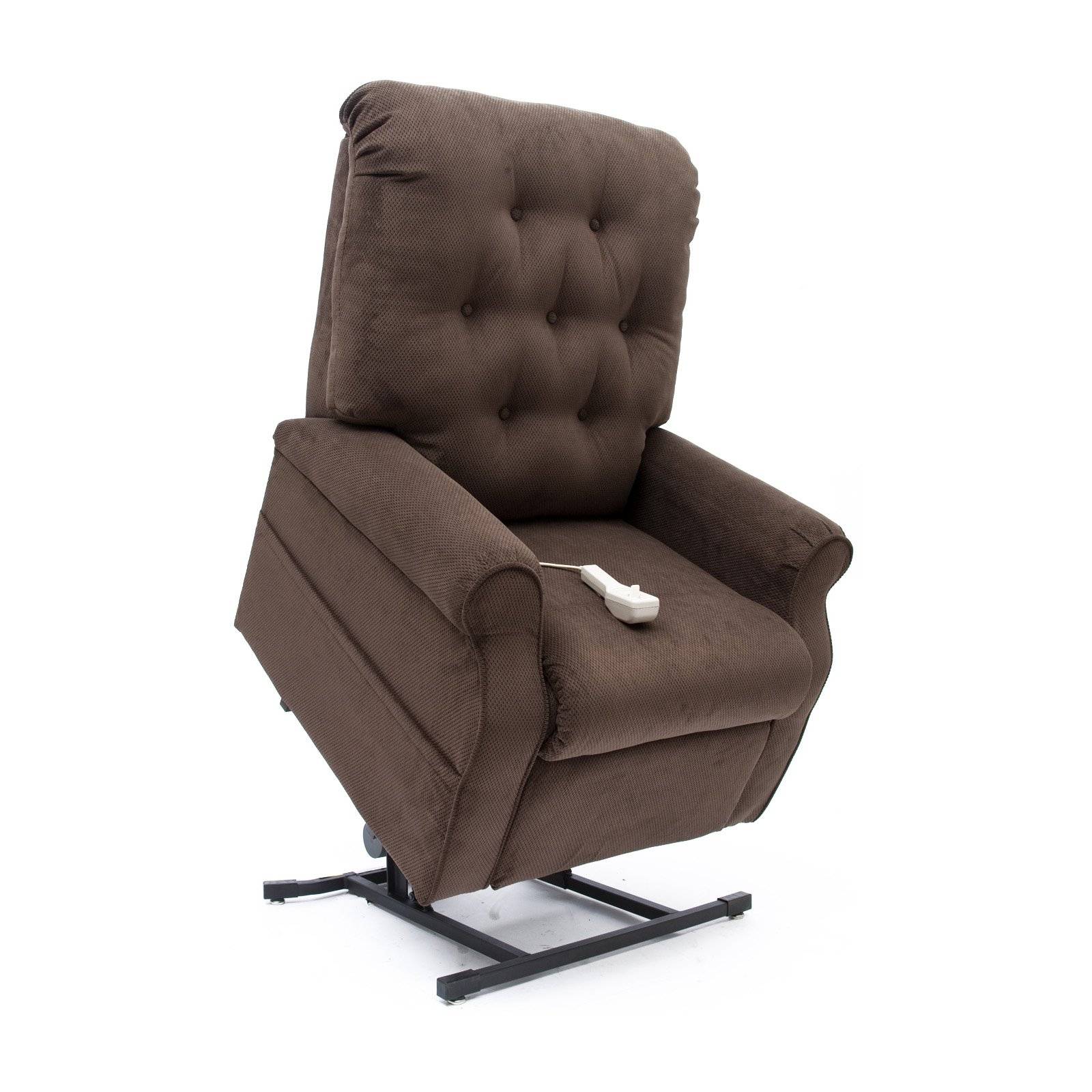 Mega Motion Wayne 3 Position Power Lift Recliner Chocolate
