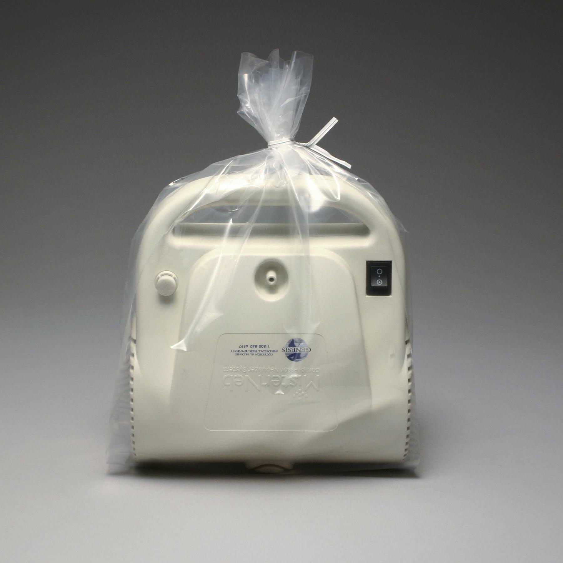 "Elkay 12 X 8 X 30"" 1.25 Mil Plastic Equipment Cover on Ro..."