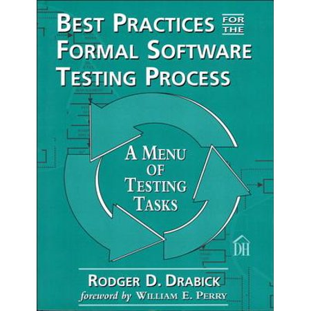 Best Practices for the Formal Software Testing Process -