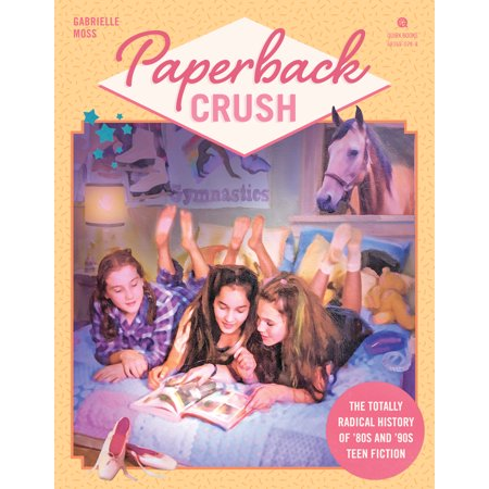Paperback Crush : The Totally Radical History of '80s and '90s Teen Fiction - Dressing Like The 80s