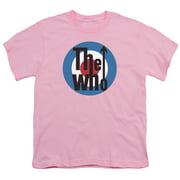 The Who Logo Big Boys Shirt