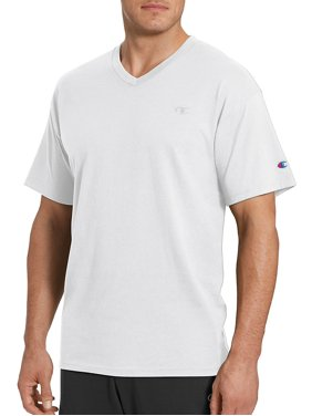 429282f4 Product Image Champion Men's Classic Jersey V-Neck - Size - 4XL - Color -  White