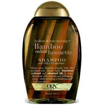 Shampoo & Conditioner: OGX Bamboo Radiant Brunette