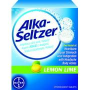Alka- Seltzer Lemon Lime, 36 Count