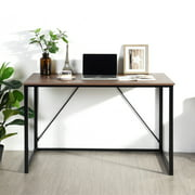 HouseinBox Computer Desk Modern PC Latop Table Study Writing Wooden Desk for Home Office, 47 Inch
