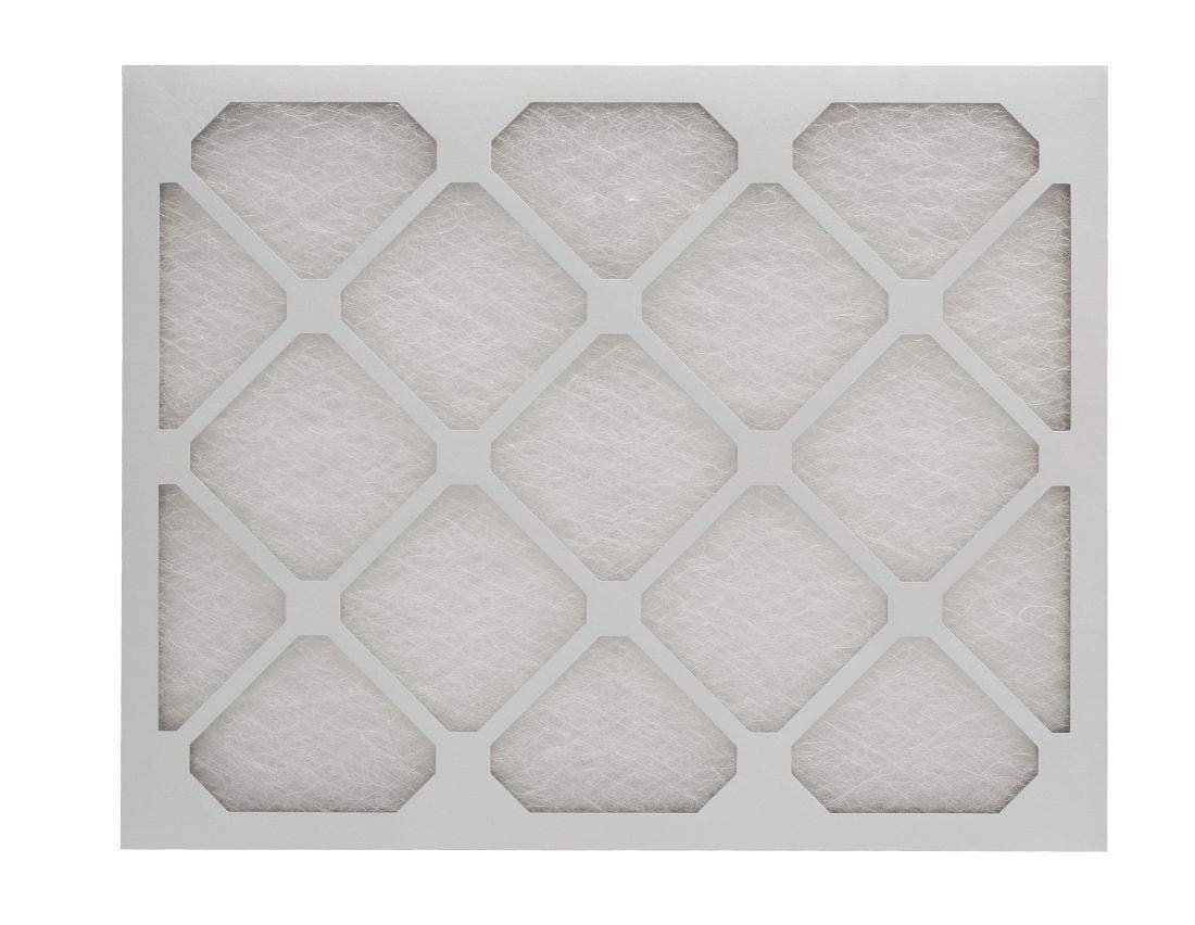 12 x 24 x 1 Disposable Polyester Furnace Air Filter MERV 6