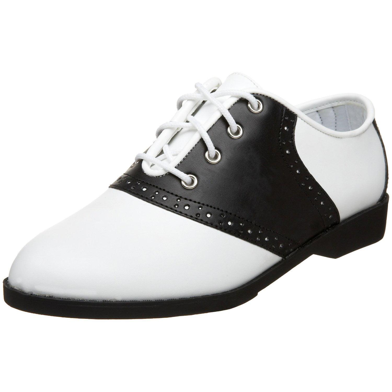 Funtasma Ladies 1950s Saddle Shoes