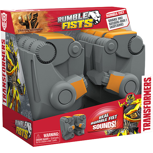 Transformers 4 Rumble Fists, Bumblebee