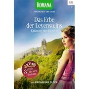 Romana Traumziele der Liebe Band 17 - eBook