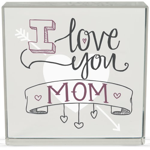 Angelstar Mom Rachel Anne Textual Art Plaque (Set of 2)