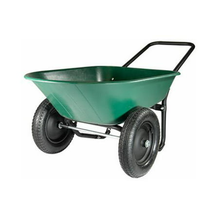 Green Thumb 70008 2 Wheel Poly