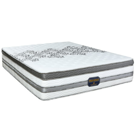Best Master Furniture Marathon Queen Pillow Top