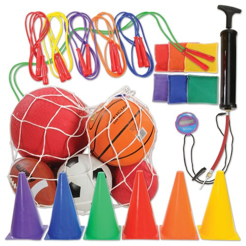 Physical Development Kit for Preschool by Kaplan Early Learning Company