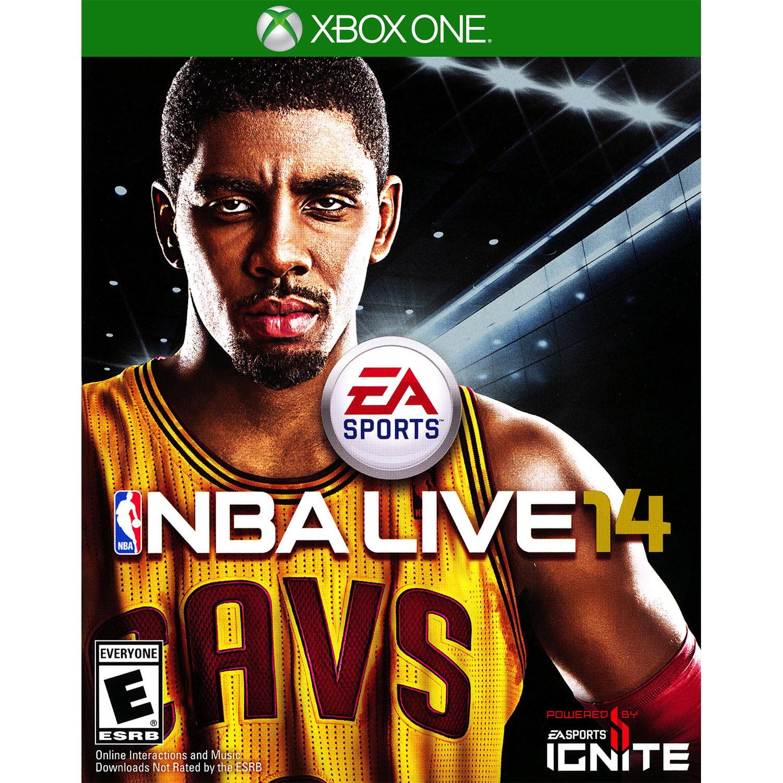 NBA Live 14 (XBX1) - Pre-Owned