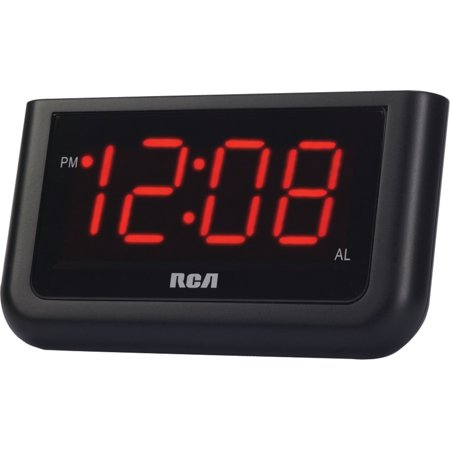 Rca Rcd30 Alarm Clock With 1.4