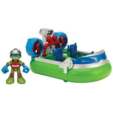 Racing Hovercraft (Teenage Mutant Ninja Turtles Hovercraft with Leo)