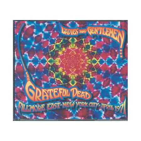 Grateful Dead  Jerry Garcia  Bob Weir  Vocals  Guitar   Ron  Pigpen  Mckerman  Vocals  Harmonica  Organ  Percussion   Phil Lesh  Vocals  Bass   Tom Constanten  Organ   Bill Kreutzmann  Drums  Engineers  Bob Matthews  Betty Cantor Jackson Recorded Live At The Fillmore East  New York  New York In April 25 29  1971  Includes Liner Notes By Blair Jackson All Tracks Have Been Digitally Remastered Using Hdcd Technology Distilled From A Weeklong Series Of Concerts Celebrating The Shuttering Of Bill Grahams Counter Cultural Mecca  Ladies And Gentlemen Showcases The Original Five Piece Grateful Dead Operating At Pretty Much Peak Form  Former Keyboardist And John Cage Fan Tom Constanten  Who Lent The Group Considerable Avant Cachet On Anthem Of The Sun And Aoxomoxoa  Guests Here On A Few Songs  Including Wonderfully Lysergic Versions Of  Dark Star  And  St  Stephen   Ladies And Gentlemen Is Also A Document Of The Band In Transition To A More Country And Roots Rock Orientation  Its Doubtful  For Example  That They Would Have Played Songs Like Marty Robbins  El Paso  Or  Especially  Merle Haggards  Sing Me Back Home  In The Days Of The Acid Tests  In Any Case  As Always With The Dead  There Are Moments Of Complete Musical Transcendence  As Well As  To Be Honest  Moments Where Theyre Just Sort Of Noodling Around   But This Set Is Worth Having For Both Musical And Historical Reasons