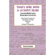 There'S More Room in an Empty Heart - eBook