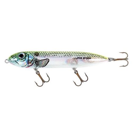 Heddon Super Spook 7/8 oz Freshwater Fishing Lure