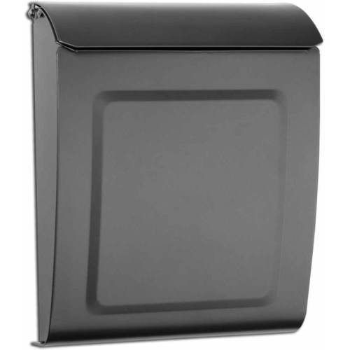 Architectural Mailboxes Aspen Locking Wall Mount Mailbox, Assorted Colors by Architectural Mailboxes