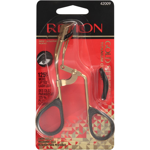 Revlon Gold Series Titanium Coated Lash Curler