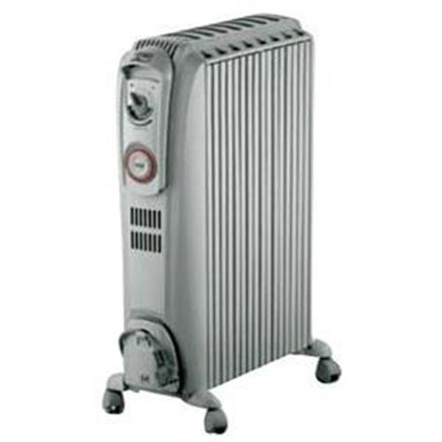Safeheat 1500W Portable Oil-Filled Radiator with Vertical Thermal Tunnels
