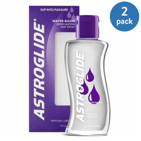 Astroglide Personal Water Based Lubricant - 5 oz