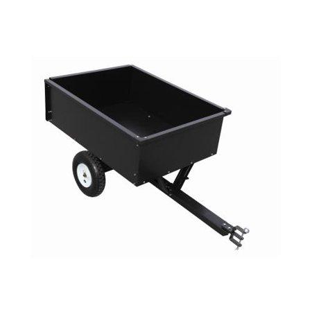 Ytl International YTL-012-413 Steel Dump Cart, 10-Cu. Ft., 400-Lb. Capacity - Quantity