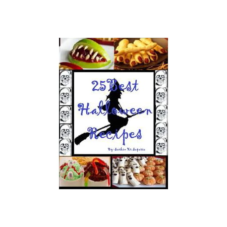 25 Best Halloween Recipes - eBook - Guacamole Halloween Recipe