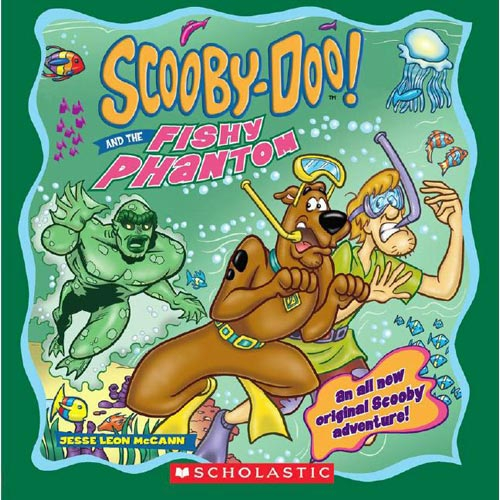 Scooby-doo and the Fishy Phantom
