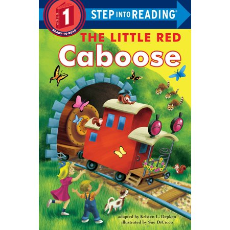 Whittle Caboose (The Little Red Caboose )