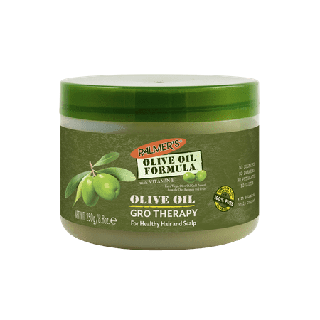 Olive Oil Scalp Treatment (Palmer's Olive Oil Formula Gro Therapy, 8.8 Oz )