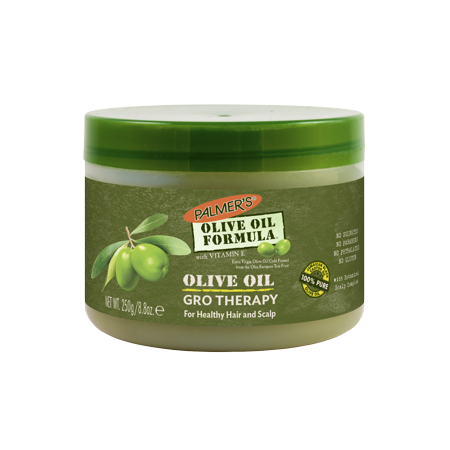Olive Oil Facial Masque (Palmer's Olive Oil Formula Gro Therapy, 8.8)
