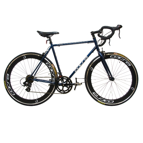 Road Bike by Corsa - 21.6'' Dark Blue R14D