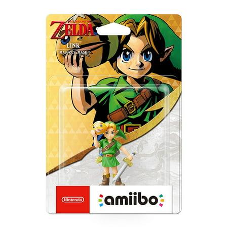 Nintendo   Amiibo Figure  The Legend Of Zelda  Link   Majoras Mask