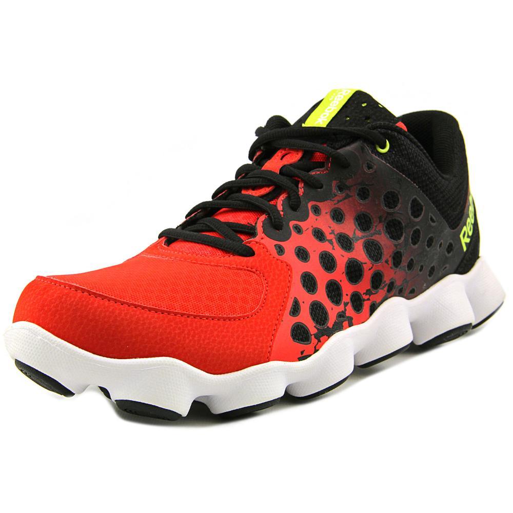 Reebok ATV 19  Men  Round Toe Synthetic Red Running Shoe