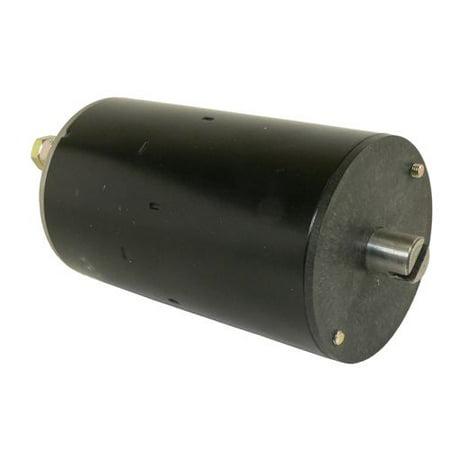 Western Plow (Db Electrical Sab0167 Snow Plow Motor For Western Fisher Suburbanite W-6804,27753,51055, F000Mm0804/)