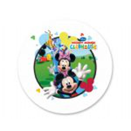 Mickey Mouse 7inch Round Edible Photo Image Cake Topper