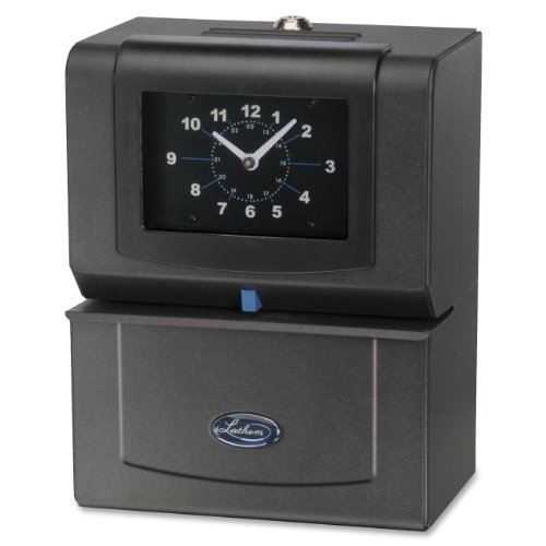 Lathem Time Heavy-duty Automatic Time Recorder - Proximit...