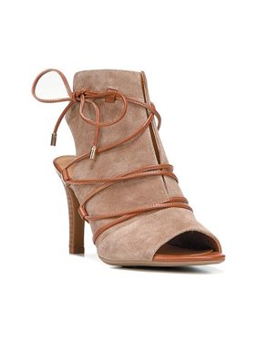 38728a8dd06 Product Image Franco Sarto Quinera Women Open Toe Suede Brown Sandals