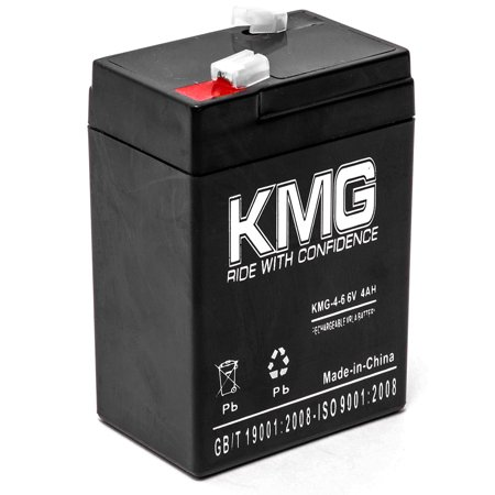 KMG 6V 4Ah Replacement Battery for Hubbell 1200005 120000000000 - image 3 of 3