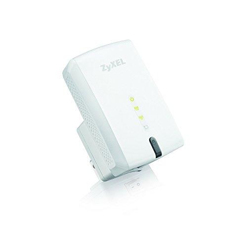 ZyXEL WRE6505 Wireless AC750 Range Extender - Walmart com