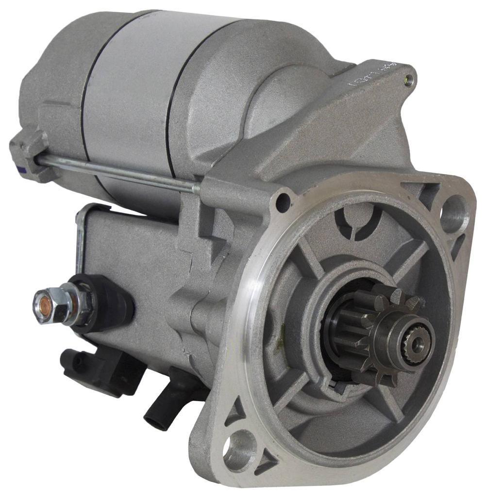 NEW STARTER FITS YANMAR TRACTOR VARIOUS MODELS 3TNA72 128000-1150 AM100807 AM100809 TY25236 S9997 128000-1151 128000-1152